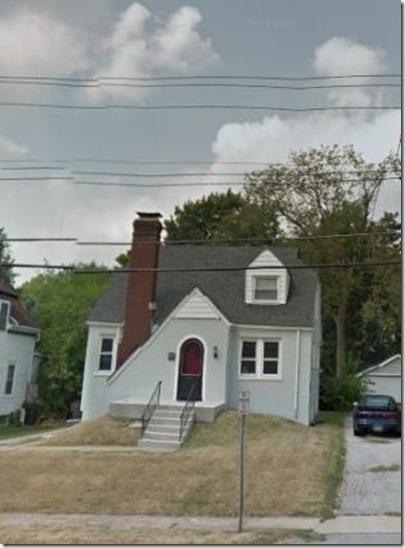 Sample Google Street View